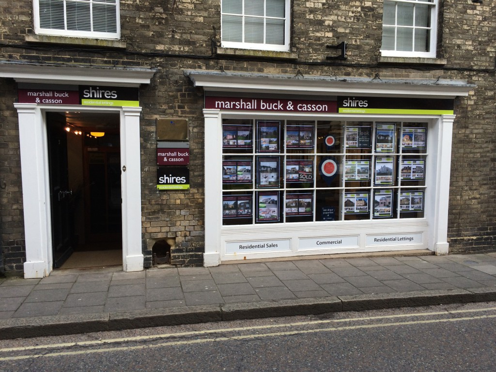 Letting Agents In Bury St Edmunds Shires Residential