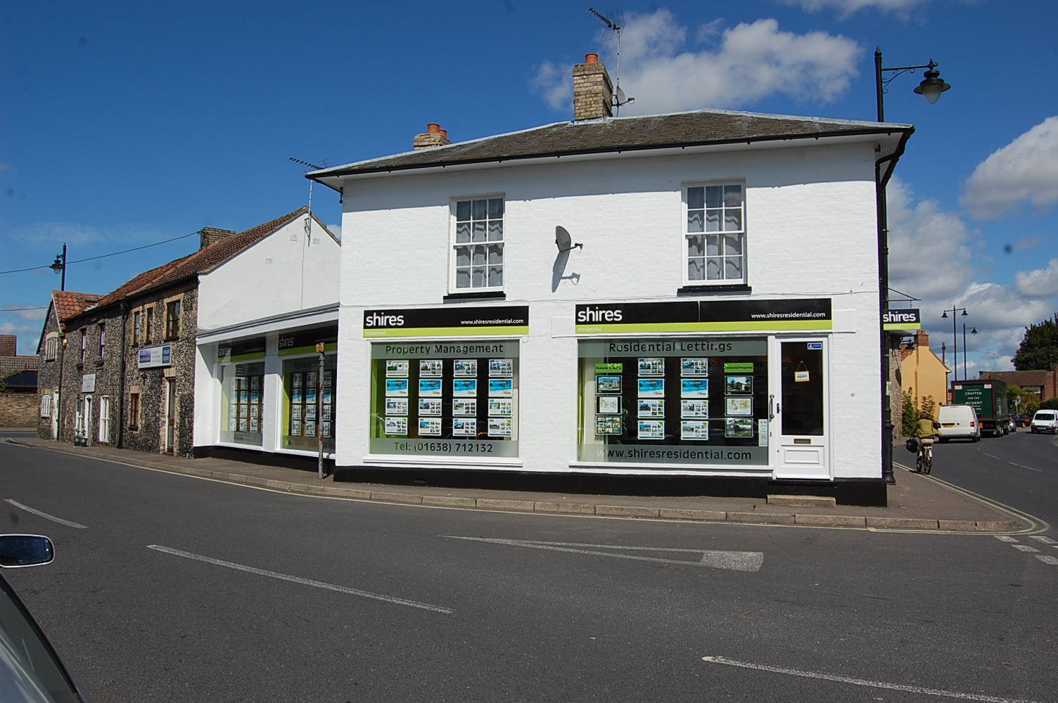 Estate Agents In Mildenhall Shires Residential