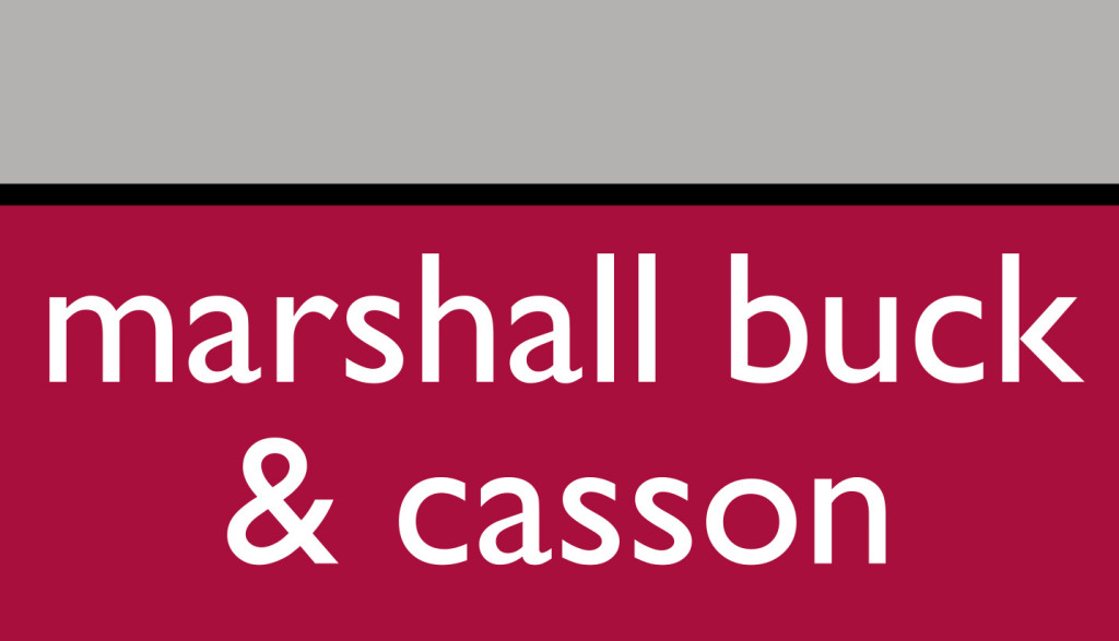 Marshall Buck & Casson logo