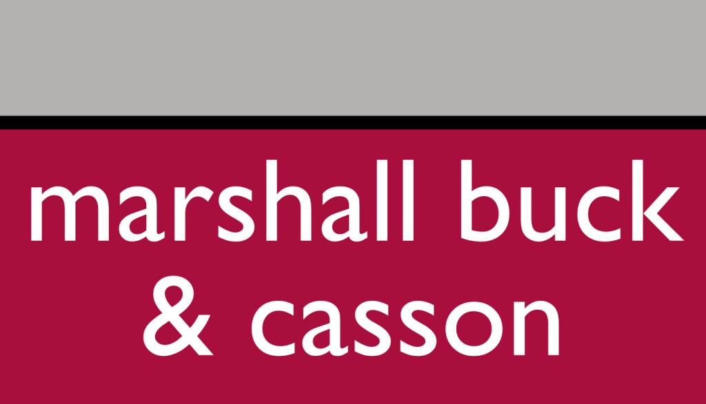 Marshall Buck & Casson logo
